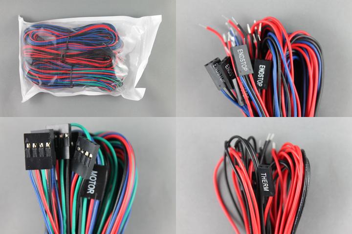 ELEC-0106 ramps basic wiring kit