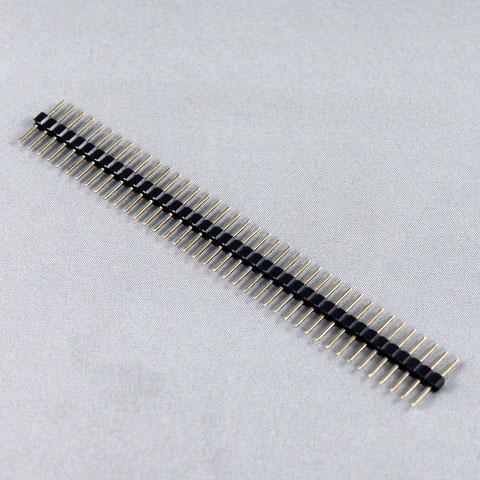 40 pin male/male breakaway header