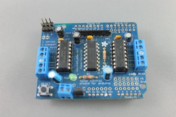 L293D Motor Driver Expansion Shield for Arduino