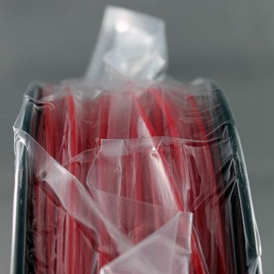 MATR-0005 3mm red ABS filament