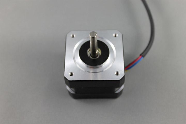 Stepper Motor, NEMA17, 12v0 3a, 400 steps per turn