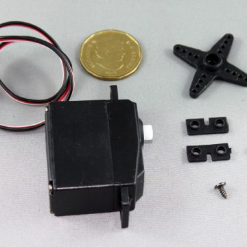 SG5010 Micro Servo 39g 180 Degree Plastic