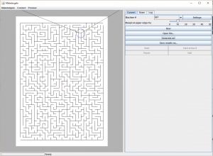 How to Generate a Maze – Marginally Clever Robots